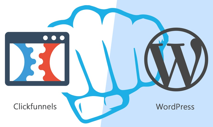 ClickFunnels Vs WordPress For Landing Pages And Sales Funnel