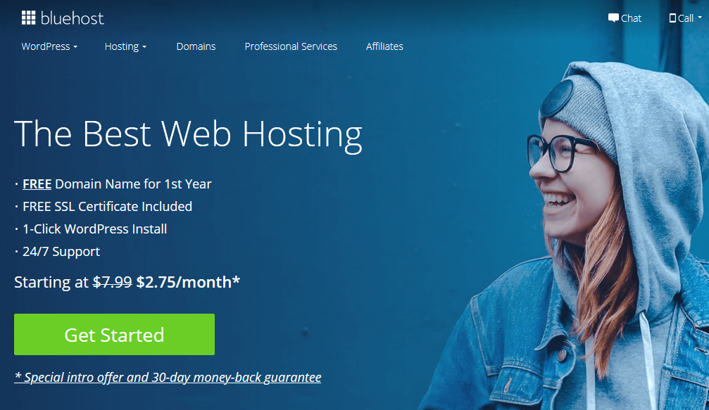BlueHost Review : Is Bluehost Good For WordPress