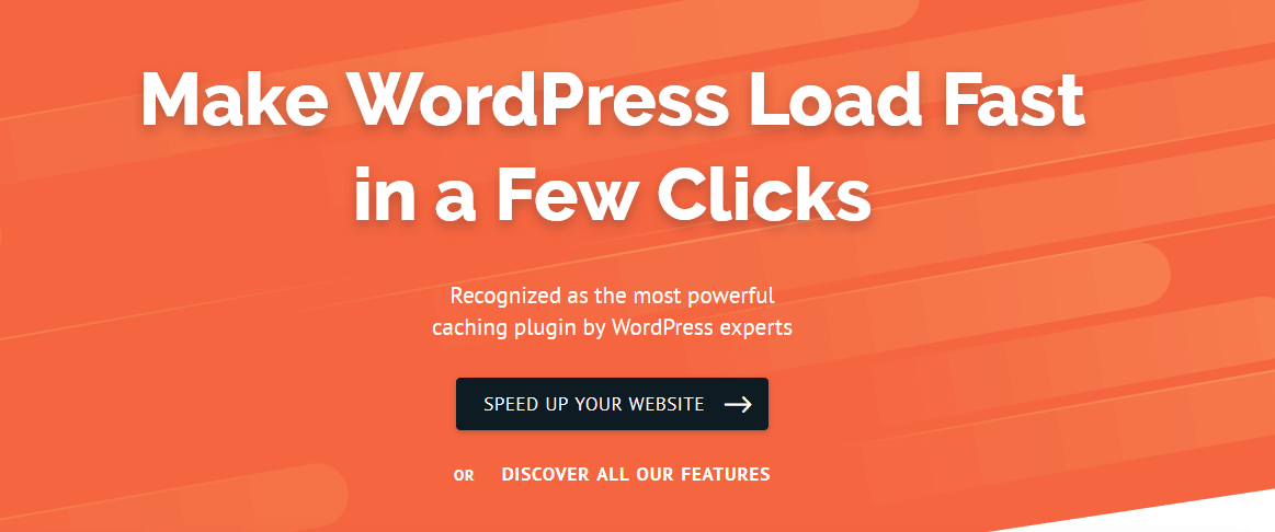Why WP Rocket Is The Best WordPress Cache Plugin