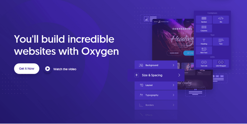 Oxygen Builder Review Pros Cons of WordPress Page Builders